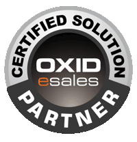 Oxid Certified Solution Partner